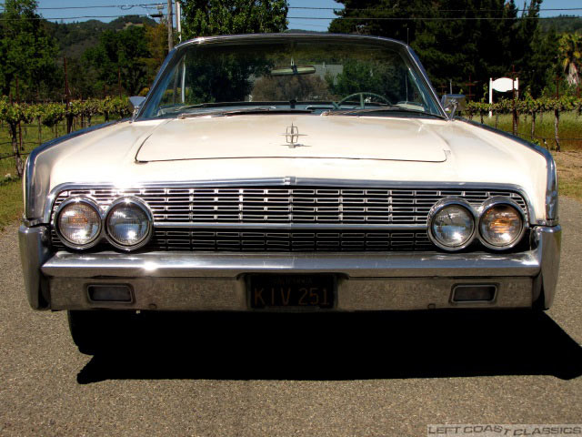 1962 Lincoln Continental Convertible For Sale