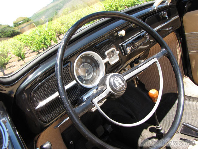 Volkswagen Beetle Convertible For Sale >> 1962 VW Bug Convertible for Sale