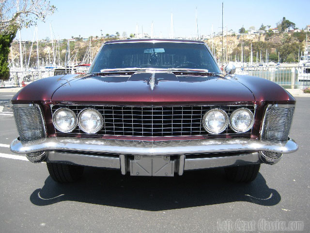 We have a fantastic 1964 Buick Riviera for sale.