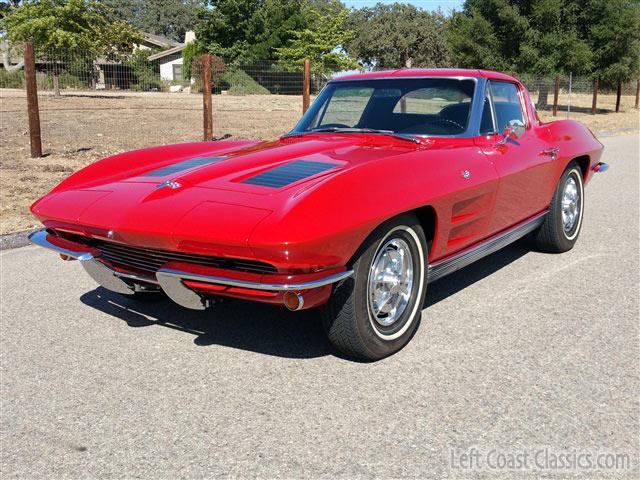1963 split window corvette c2 coupe for sale. Cars Review. Best American Auto & Cars Review