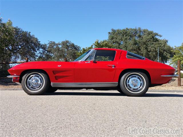1963 split window corvette c2 coupe for sale for 1963 split window corvette for sale
