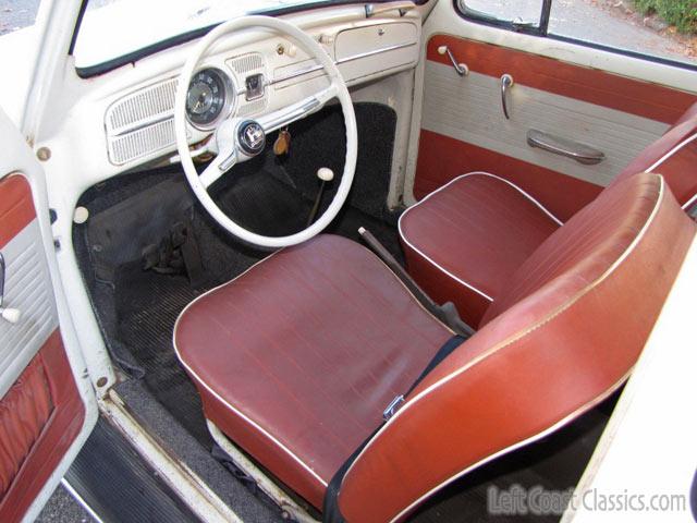 1963 Volkswagen Bug For Sale