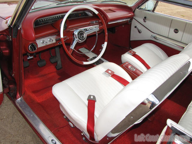 Image result for 1964 Chevrolet SS interior