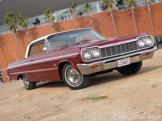 1964 Chevrolet Impala SS - Hemmings Motor News