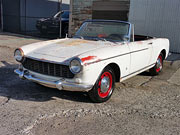 1964 Fiat 1500 Spider for sale