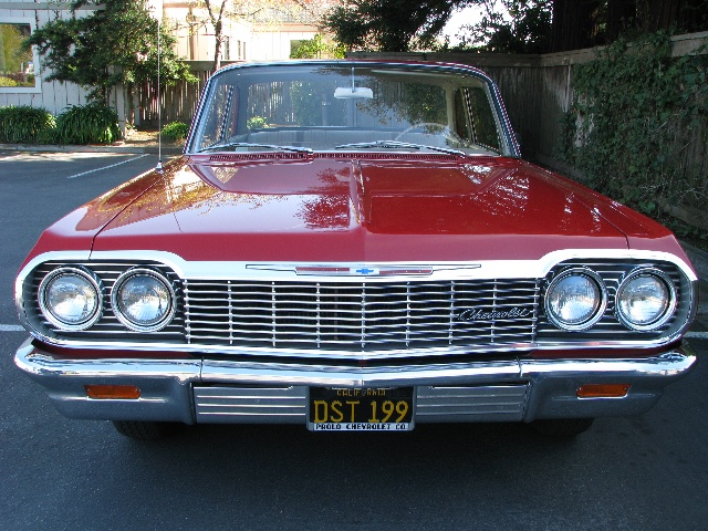1964 Chevy Belair for Sale