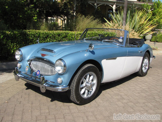 1965 Austin Healey 3000 Bj8 For Sale