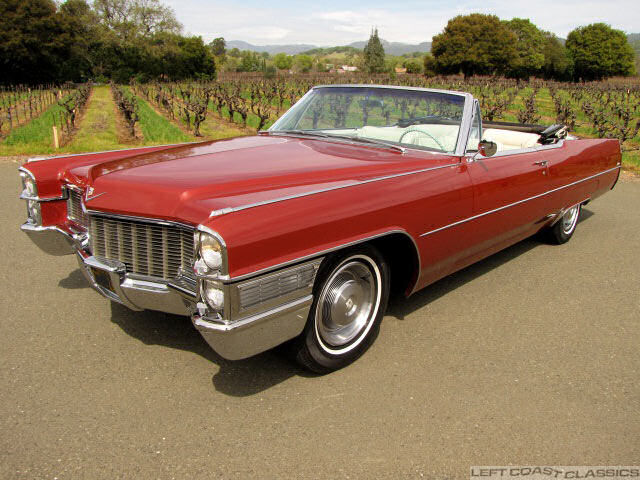 1965 Cadillac DeVille for Sale