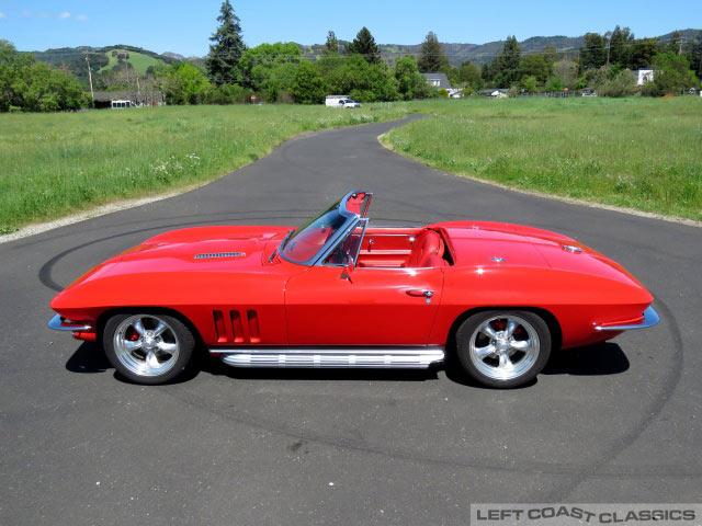 1965 Chevrolet Corvette Stingray Restomod for Sale