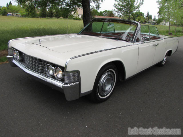 1965 lincoln continental convertible for sale. Black Bedroom Furniture Sets. Home Design Ideas