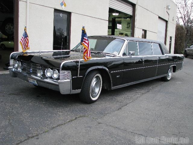 1965 Lincoln Continental Limousine Body Gallery 1965