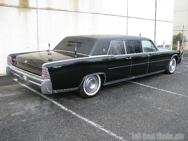 1965 Lincoln Continental Limousine Body Gallery 1965 Lincoln