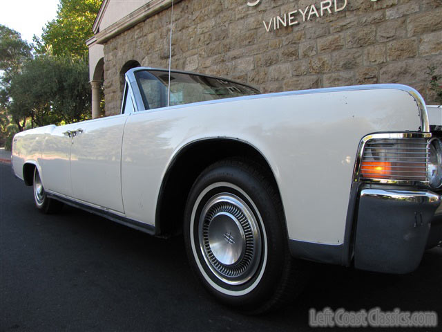 find used 1965 lincoln continental convertible ac. Black Bedroom Furniture Sets. Home Design Ideas