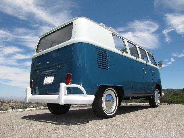 1965 Volkswagen Splitty Sunroof Bus for Sale