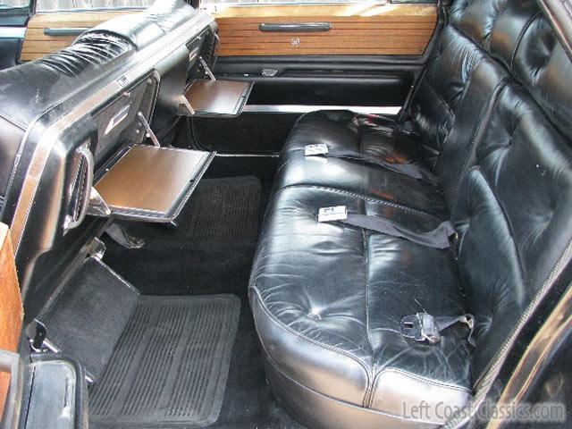 Cadillac Fleetwood on 1966 Cadillac Fleetwood Brougham Interior