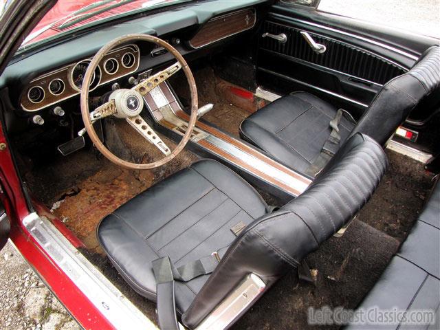 1966 Ford Mustang Pony Interior Ebay