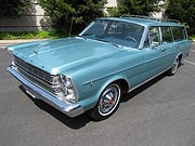 1966 Ford Country Station Wagon