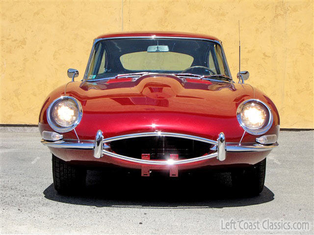 1966-Jaguar-XKE-56k-Mile-2-Owner-Matching-Calif-Car-50k-Resto-Auto-STUNNING
