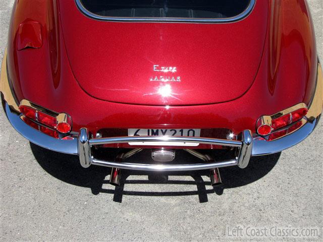 1966 Jaguar XKE