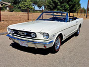 1966 Mustang GT for sale