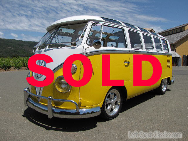1966 21 window vw bus for sale in sonoma california pictures for 1967 vw 21 window bus for sale