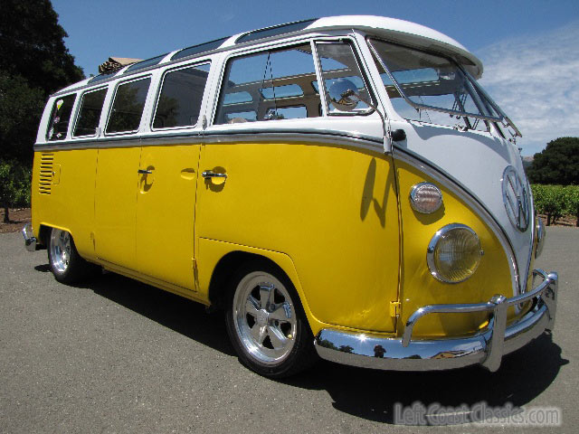 1966 21 window vw bus for sale. Black Bedroom Furniture Sets. Home Design Ideas