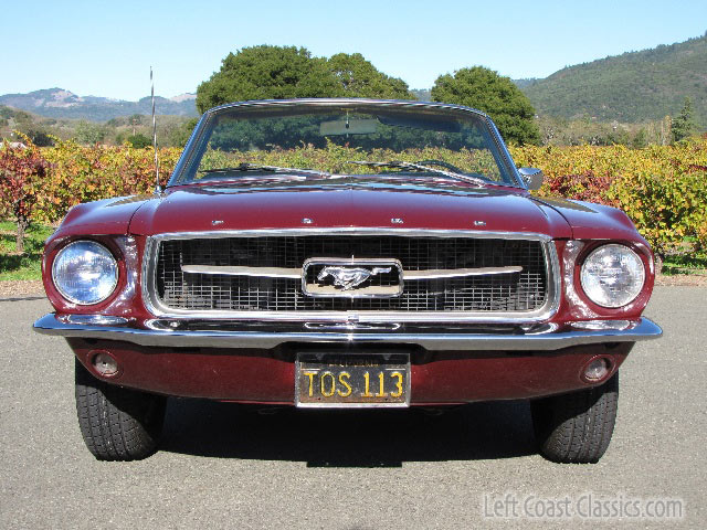 1967 ford mustang convertible c code for sale rh leftcoastclassics com 2017 Manual Cars old manual muscle cars for sale