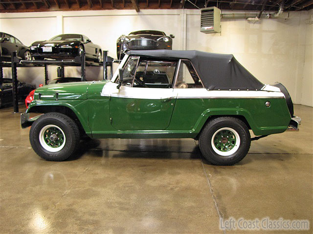 1967 Kaiser Jeepster for sale