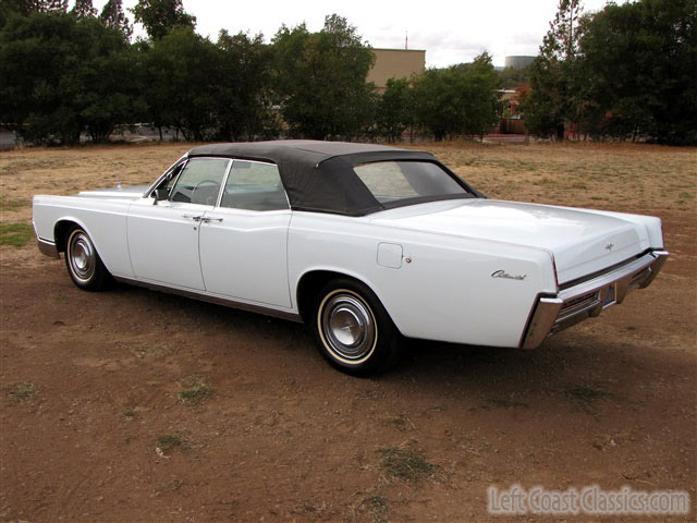 1967 lincoln continental 4 door convertible for autos post. Black Bedroom Furniture Sets. Home Design Ideas