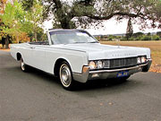 1967 Lincoln Continental Convertible for sale