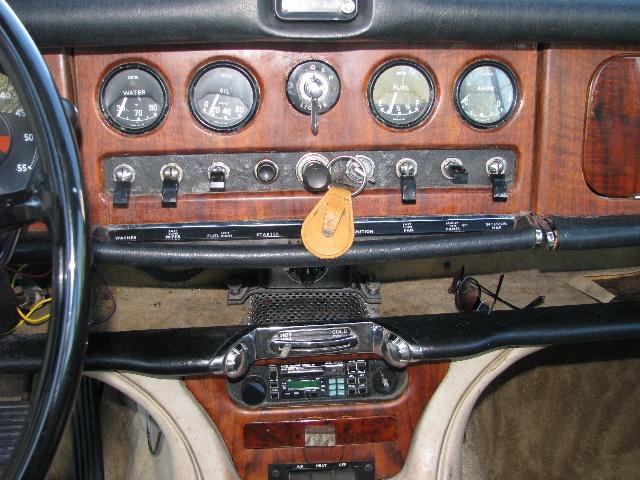 1967 Jaguar 420 Saloon For Sale