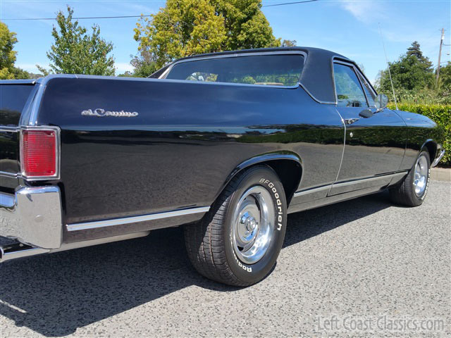 Culver City Chevrolet Ss >> 1968 El Camino | Car Interior Design