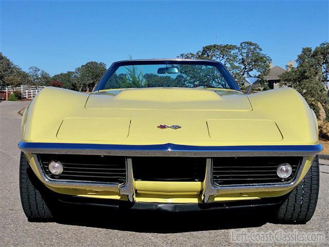1968 Chevrolet Corvette 427 For Sale