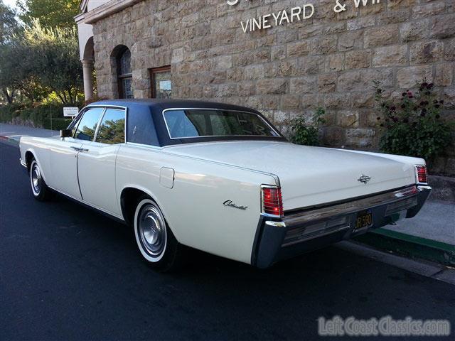 1968 lincoln continental sedan for sale. Black Bedroom Furniture Sets. Home Design Ideas