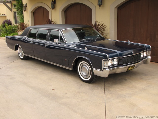 Classic Car Auctions >> 1968 Lincoln Lehmann Peterson Limousine Body Gallery/1968 ...