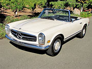 1968 Mercedes-Benz 280SL for sale