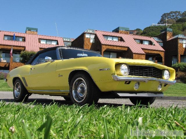 1969 Chevrolet Camaro Convertible For Sale 1969 Chevrolet Camaro Convertible Body Gallery/1969-camaro ...