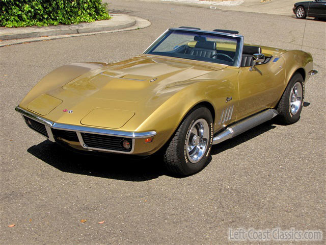 1969 chevrolet corvette for sale w 41k miles. Cars Review. Best American Auto & Cars Review