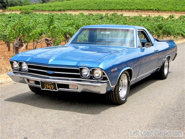 buy used 1969 chevrolet el camino pickup 350 auto. Black Bedroom Furniture Sets. Home Design Ideas