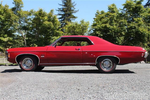 1969 chevrolet impala 427 ss for sale. Black Bedroom Furniture Sets. Home Design Ideas
