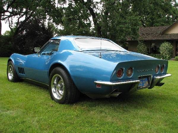 1969 Corvette Roadster for Sale
