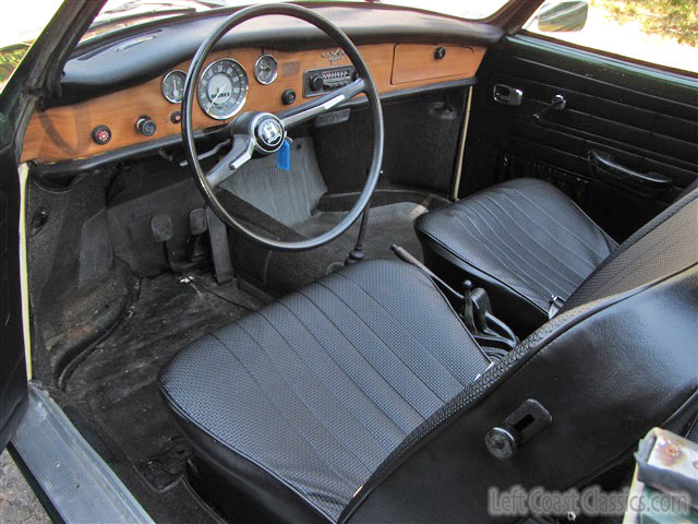 Purchase Used 1969 Volkswagen Karmann Ghia Convertible