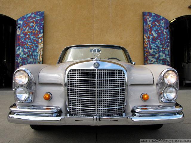 1969 Mercedes 280se Cabriolet For Sale