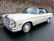 1969 Mercedes-Benz 280SE Cabriolet for sale