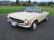 1969 Mercedes-Benz for sale