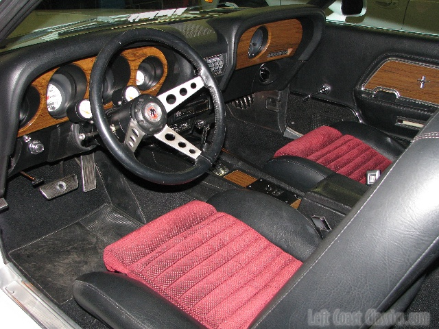 1969 Ford Mustang Fastback Custom For Sale