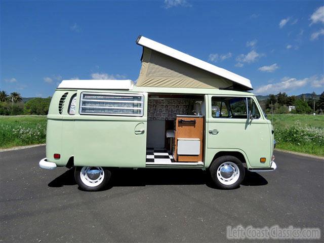 1969 volkswagen westfalia camper bus for sale. Black Bedroom Furniture Sets. Home Design Ideas