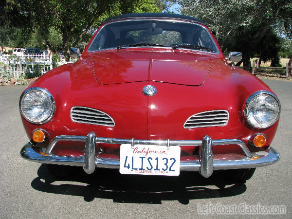 karmann ghia for sale. 1969 Karmann Ghia Convertible