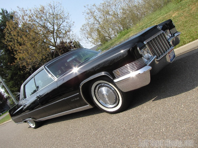 1970 cadillac fleetwood brougham for sale