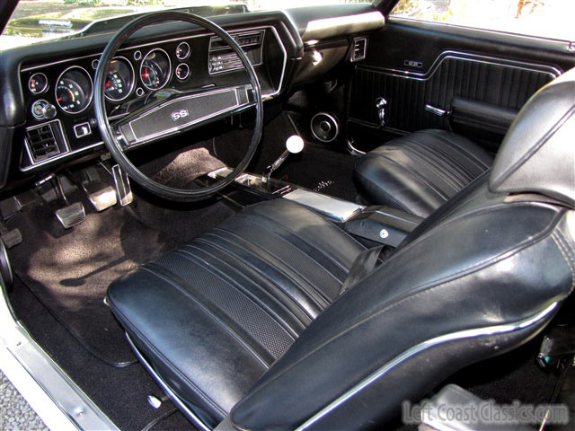 1970 Chevelle Ss 396 For Sale In Sonoma